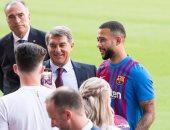 لابورتا عن تجديد عقد ميسي مع برشلونة: مسألة وقت.. ليو يريد البقاء