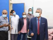 مستشفيات قنا الجامعية تستقبل 850 حالة مرضية خلال عطلة عيد الأضحى