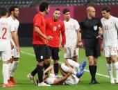 ملخص مباراة مصر وإسبانيا اليوم فى أولمبياد طوكيو 2020.. فيديو
