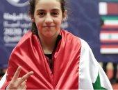 السورية هند ظاظا أصغر مشاركة فى أولمبياد طوكيو تودع البطولة مبكرا