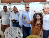 محافظ بورسعيد: نمتلك مقومات سياحية وجمالية تحقق أفضل مستوى ترفيهى للزائرين