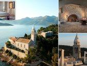دير من القرن الخامس عشر بكرواتيا يشبه Game of Thrones يتحول لفندق فاخر..صور