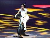 بدون جمهور.. انطلاق حفل افتتاح أولمبياد طوكيو 2020.. ألبوم صور
