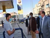 محافظ أسوان يكلف لجنة لمتابعة تسعيرة سيارات الأجرة