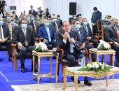 الرئيس السيسى: لا بد من إزالة كل التعديات والمحافظ رئيس جمهورية فى محافظته