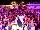محمد فؤاد وإدوارد يتألقان فى حفلات الساحل الشمالى بعيد الأضحى.. صور