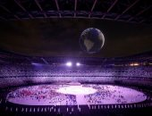 التكنولوجيا والسلام تندمجان فى حفل افتتاح أولمبياد طوكيو 2020.. صور