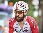 إصابة دراج ألمانى بفيروس كورونا قبل ساعات من مشاركته فى أولمبياد طوكيو