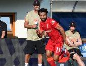 ليفربول يتعادل سلبيا مع ماينز فى الشوط الأول بمشاركة محمد صلاح.. صور