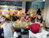 أنشطة فنية وثقافية ضمن مظاهر الاحتفال بعيد الأضحى فى مراكز شباب كفر الشيخ