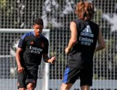 عودة كروس ومودريتش وفاران لتدريبات ريال مدريد استعدادا للموسم الجديد