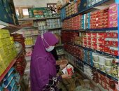 حملات تفتيش مكثفة على الأسواق بالوادى الجديد فى رابع أيام عيد الأضحى