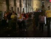 شارع المعز فى أبهى صوره برابع أيام عيد الأضحى المبارك
