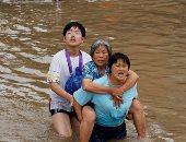 خسائر بالمليارات.. أمطار غزيرة تضرب الصين لم تحدث منذ 1000 عام