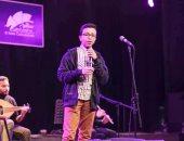 طفل بالشرقية يحصد جائزة الدولة للمبدع الصغير فى مجال الشعر.. فيديو