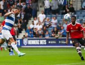 مانشستر يونايتد يسقط ضد كوينز بارك رينجرز 2-4 وديا استعدادا للموسم الجديد