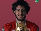 محمد هاني يغيب عن مباراة الأهلى أمام أسوان للإيقاف بسبب الإنذار الثالث