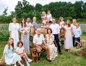 لم شمل العائلة المالكة السويدية لأول مرة بعد فترة زمنية طويلة بسبب الوباء