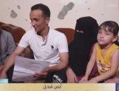 جندى العلمين: ماكنتش أحلم أقابل الرئيس عبدالفتاح السيسى