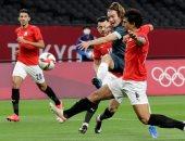 منتخب مصر يخسر أمام الأرجنتين ويتمسك بالتأهل فى أولمبياد طوكيو.. ألبوم صور
