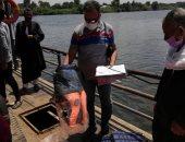 محافظ البحيرة: حملات على المعديات النهرية والتأكد من توافر شروط السلامة
