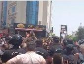 محامى تونسى: البلاد تشهد تحولا سياسيا سينهى سيطرة جماعة الإخوان الإرهابية