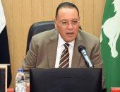 """محافظ الشرقية يتابع تنفيذ المدارس المدرجة ضمن """"حياة كريمة"""" بمركز الحسينية"""