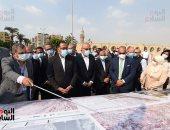 أخبار مصر.. رئيس الوزراء يتابع أعمال تطوير الساحة المحيطة بمسجد عمرو بن العاص