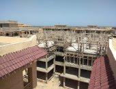 """""""رفح الجديد"""" أحدث مدينة فى شمال سيناء يبدأ تسكينها يناير المقبل.. تعرف عليها"""