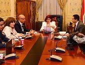 """""""سياحة النواب"""" توصى بالالتزام بتطوير منطقة الأهرامات مع افتتاح المتحف الكبير"""