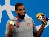 التونسي أحمد حفناوي يحصد أول ذهبية عربية فى أولمبياد طوكيو