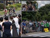 مشجعى اليابان يتجاهلون دعوات الحكومة لمشاهدة ألعاب طوكيو 2020 فى المنزل