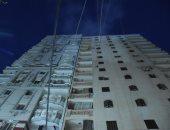 محافظة الإسكندرية: تقرير اللجنة يوصى بإزالة 10 أدوار ودور الخدمات بالعقار المائل