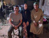 """عبير فاروق زوجة محمد لطفى فى مسلسل """"المماليك"""""""