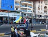 الموسيقى العسكرية تشعل منطقة الجندى المجهول بالعيد القومى للإسكندرية.. صور وفيديو