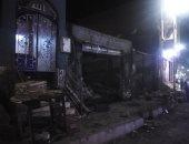 شجاعة رجال الحماية المدنية بقنا تنقذ المواطنين من انفجار 7 أسطوانات بوتاجاز