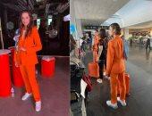 شركة طيران أوكرانية تصمم ملابس غير مألوفة للعاملات على خطوطها الجوية .. صور