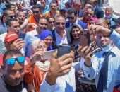 محافظ الإسكندرية يطلق فعاليات العيد القومى الـ69 بموكب مهيب على طول الكورنيش