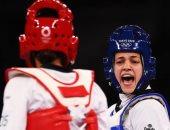 أولمبياد طوكيو.. هداية ملاك تقود العرب لـ3 ميداليات فى التايكوندو