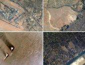 رائد فضاء فرنسى ينشر صورا للأهرامات وقناة السويس من الفضاء: مصر مليئة بالعجائب