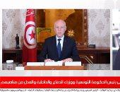 قيس سعيد يعفى رئيس الحكومة ووزراء الدفاع والداخلية والعدل من مناصبهم (فيديو)