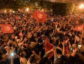 """منع رئيس حركة النهضة الإخوانية من دخول مقر البرلمان بعد قرار تجميد """"النواب"""""""