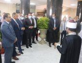جامعة الأزهر تستضيف الاجتماع الشهرى للمجلس الأعلى للجامعات