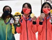 اليابانية موميجي نيشيا أصغر الحاصلين على ذهبية بأولمبياد طوكيو