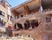 محافظة الجيزة: اللجنة الهندسية قد تصدر قرارا بهدم عقار مجاور لعقار الوراق