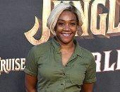 تيفانى هاديش فى العرض الأول لفيلم Jungle Cruise بكاليفورنيا .. صور