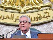 """رئيس مجلس النواب: """"أنا صعيدى وأحب جميع المصريين ولست منحازا"""""""