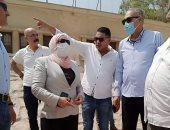 نائب محافظ القاهرة تقود حملة لرفع مخلفات القمامة فى شوارع 4 أحياء.. صور