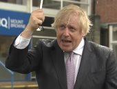 رئيس الحكومة البريطانية: محادثات المناخ العالمية ستكون صعبة للغاية