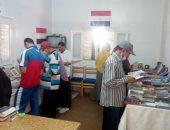 انطلاق معرض كتاب القرية بأسعار المخفضة فى الوادى الجديد